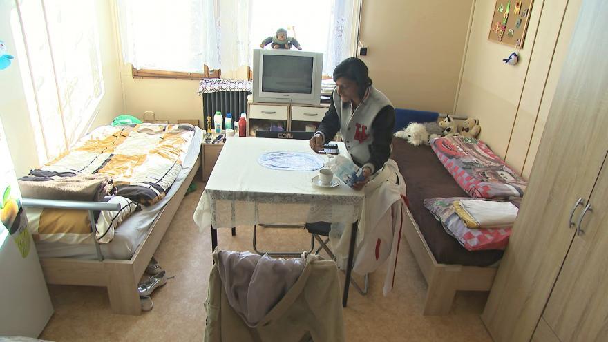 Video V azylovém domu v Břeclavi žije i Anna Gožová