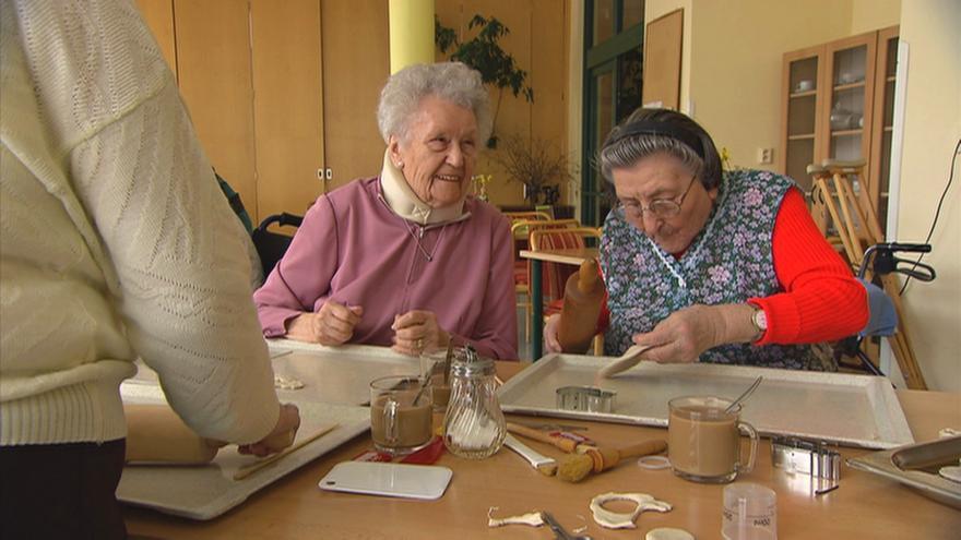 Video Domovy pro seniory na jihu Moravy nemají dostatek míst