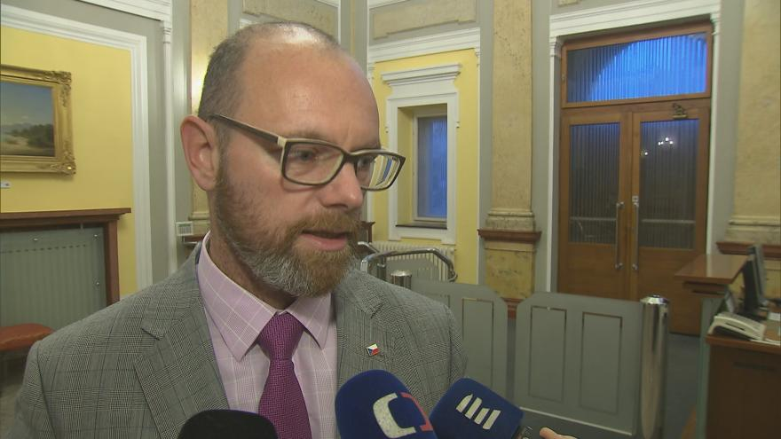 Video Ministr školství Robert Plaga (ANO) k dotaci pro GP