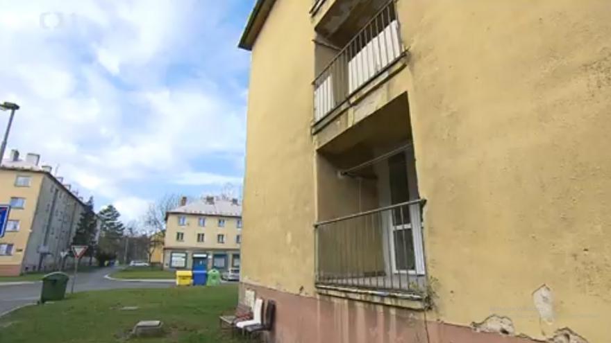 Video Potíže nájemníků v Ostravě