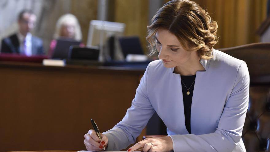 Video Markéta Vaňková se stala brněnskou primátorkou