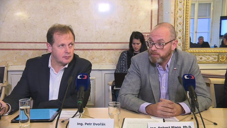 Video Petr Dvořák a Robert Plaga na úvod konference o mediální gramotnosti