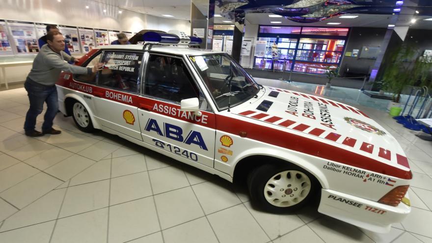 Video Výstava v Technickém muzeu Tatra