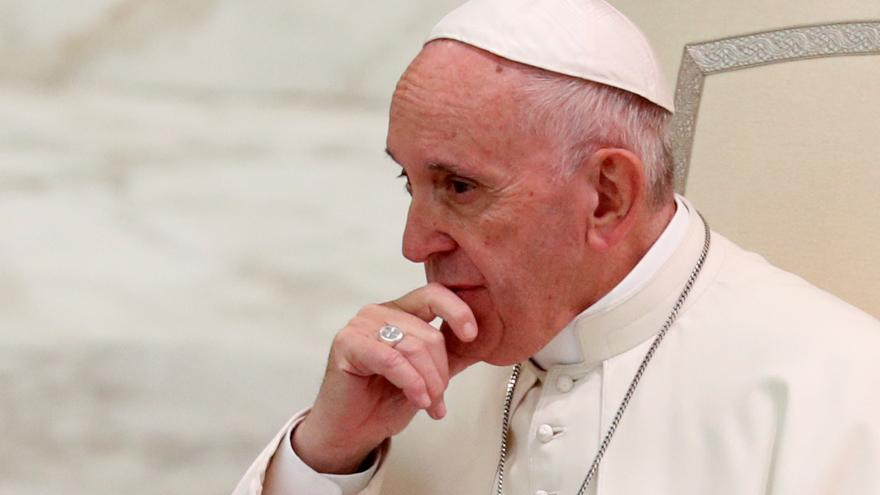 Video Horizont ČT24: Papež se poprvé ohradil proti kritikům