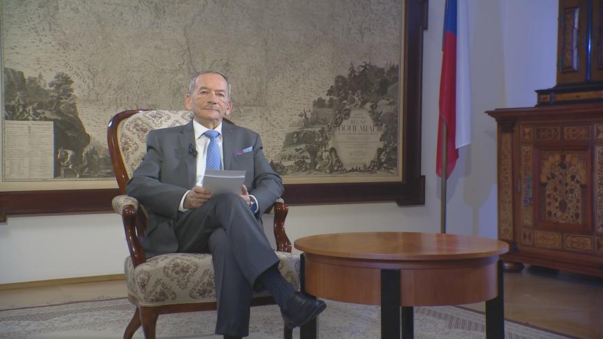 Video Novoroční projev předsedy Senátu Parlamentu ČR 2019