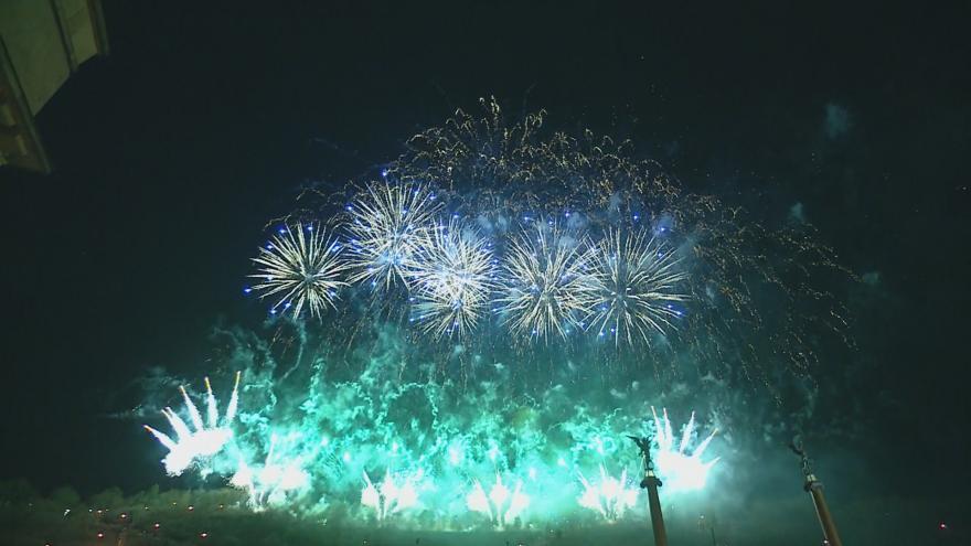 Video Žádné petardy v národních parcích. Klidné oslavy nového roku se stávají v Česku trendem