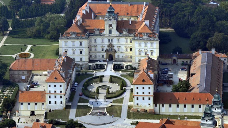 Video Lichtenštejnové chtějí některé památky od českého státu zpět