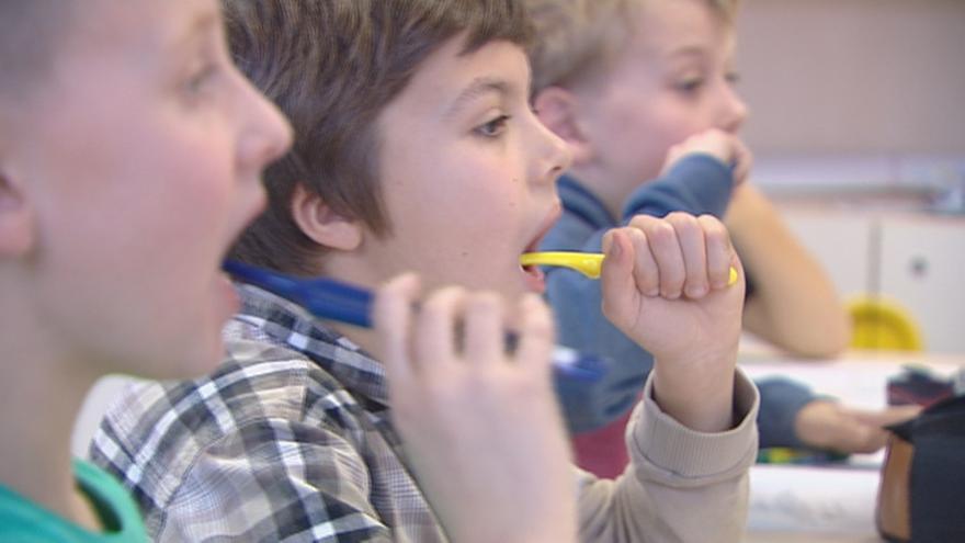 Video Události ČT: Děti se ve škole naučí pečovat o zuby