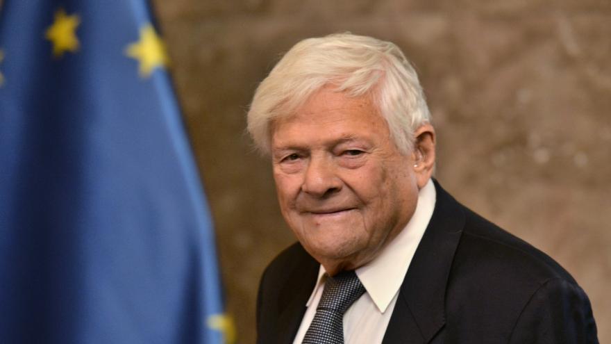 Video Události ČT: Mimořádný příběh Jiřího Bradyho