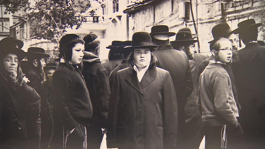 Video Kniha sleduje život jeruzalémských ortodoxních židů
