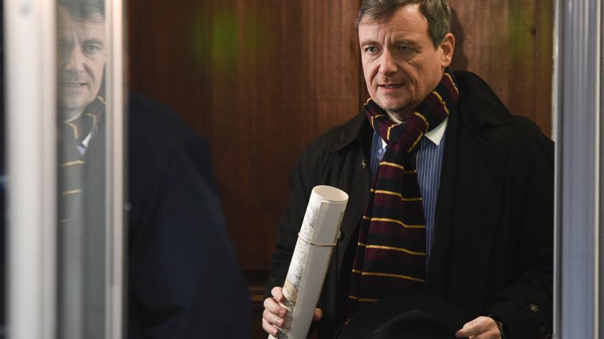 Video Události ČT: Soud začal řešit druhou korupční větev Rathovy kauzy