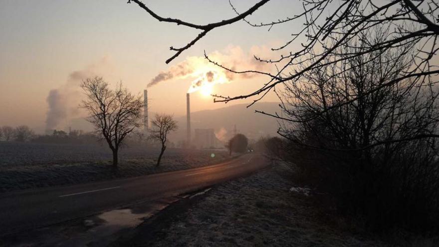 Video Události ČT: Meteorologové vyhlásili ve Zlínském kraji smogovou situaci