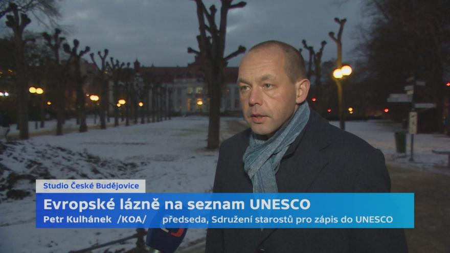 Video Západočeské lázně chtějí do UNESCO