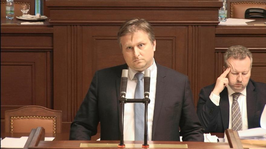 Video Ministr spravedlnosti Kněžínek: Schůzek představitelů Hradu se soudci bylo příliš mnoho