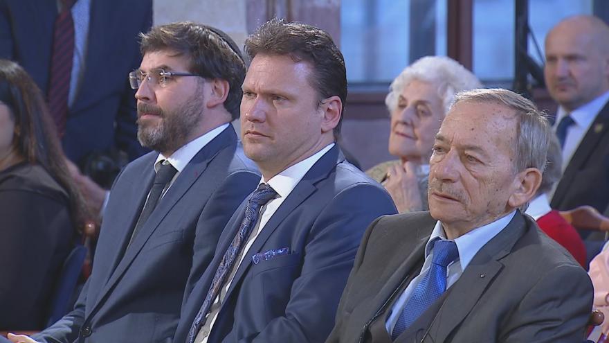 Video Mimořádné pořady ČT24 - Den památky obětí holocaustu
