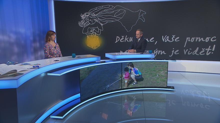 Video Rozhovor s nevidomou zlatou paraolympioničkou Pavlou Kovaříkovou
