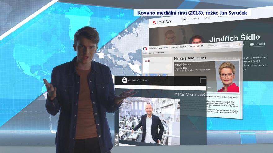 Video Youtuber Kovy pomáhá učitelům s osvětou mladých na sítích
