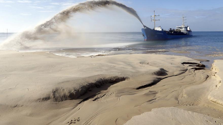 Video Eroze mořského pobřeží