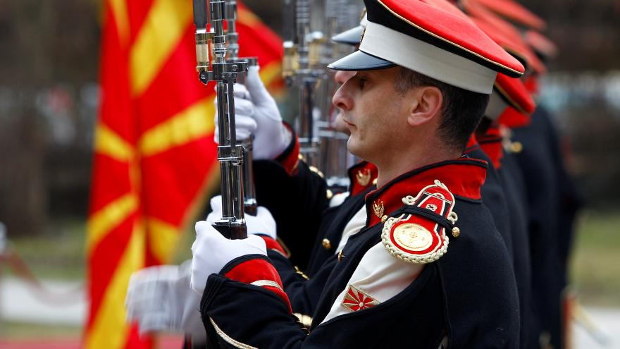 Video Kulidakis: Je to zásadní milník, vstupem Makedonie do NATO se oslabí vliv Ruska