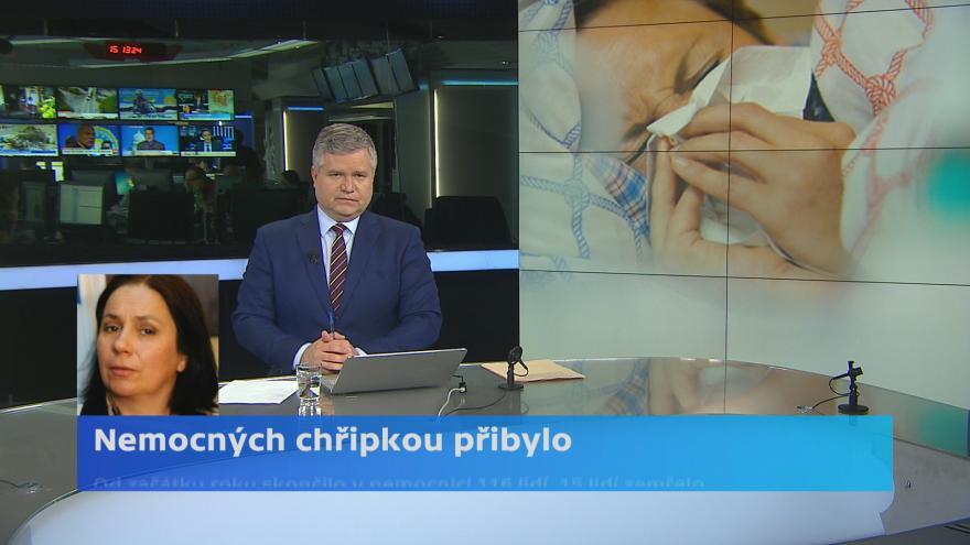 Video Počet nemocných chřipkou roste, ne ale výrazně
