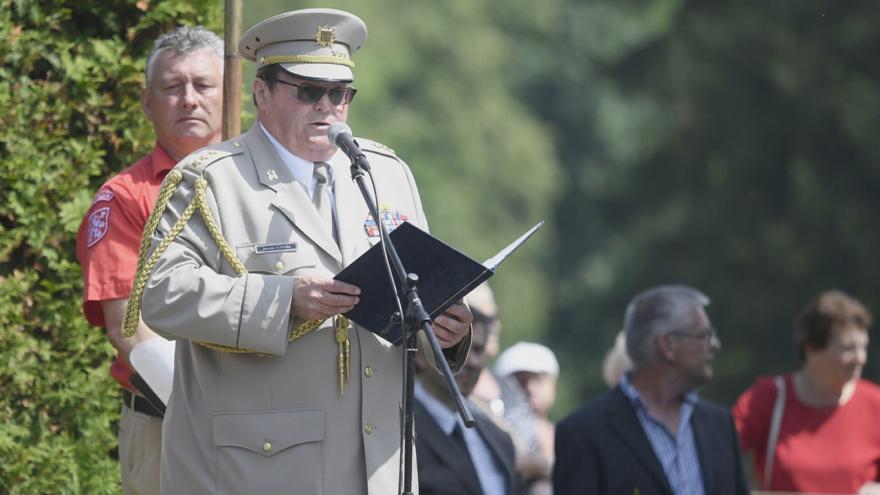 Video Události ČT: Svaz bojovníků za svobodu dostane od plzeňské radnice méně