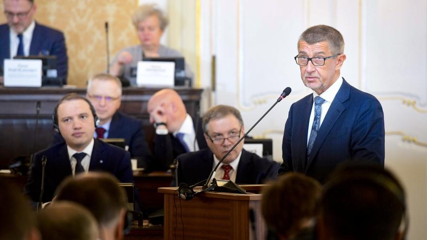 Video Projev premiéra Andreje Babiše na jaderné konferenci