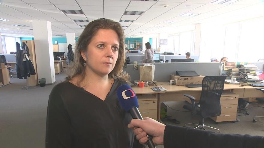 Video Tódová: Novináři mají podporu veřejnosti a Ficovi tato situace nedělá dobře