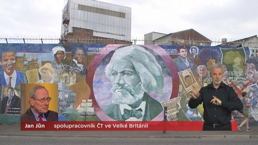 Video Irsko představilo plán pro zmírnění dopadu brexitu bez dohody