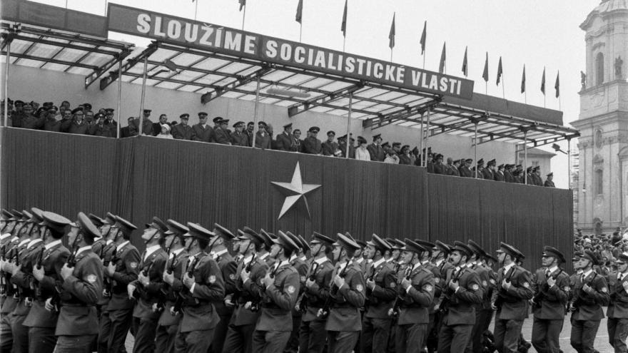 Video Historie.cs - Varšavská smlouva