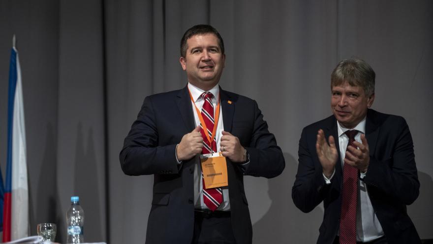 Video Události ČT:  ČSSD si zvolila nové vedení