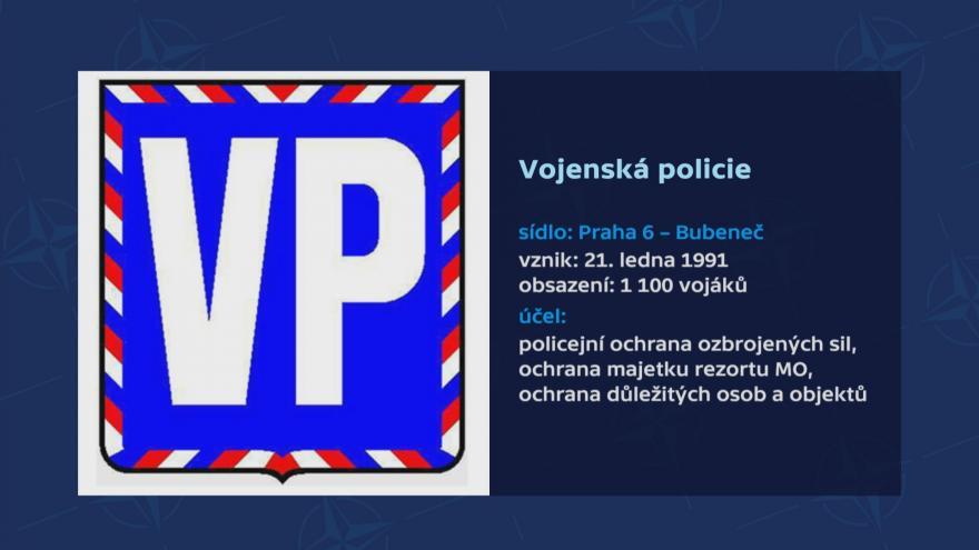 Video Vojenská policie