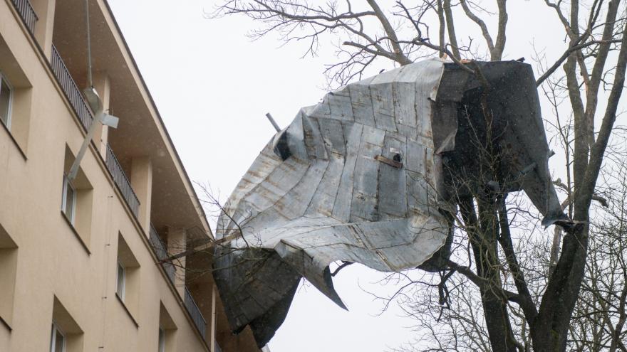 Video Studio 6: Co dělat, když vítr napáchá škody?