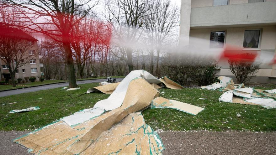 Video Události v regionech: Silný vítr v Česku