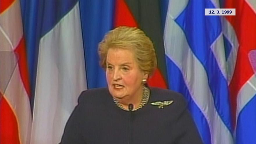 Video Albrigtová 1999