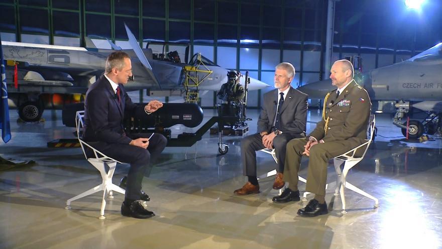 Video Mimořádné pořady ČT24 - 20 let v NATO