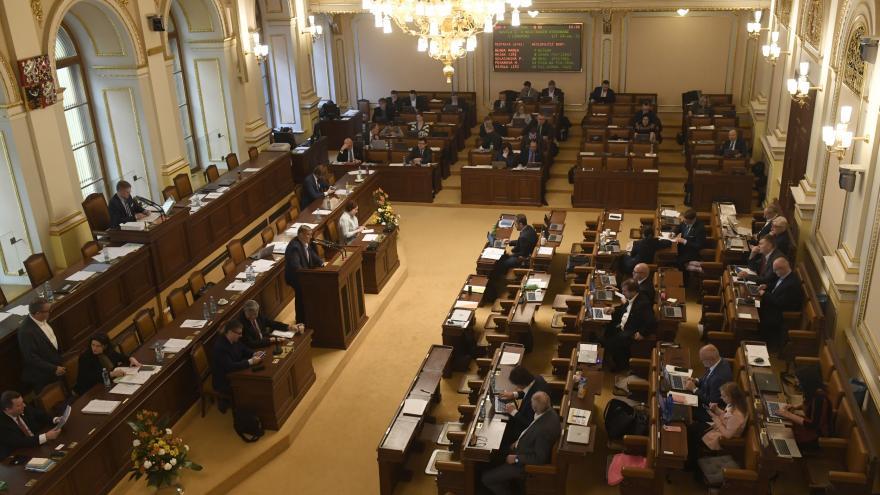 Video Záznam z jednání Poslanecké sněmovny 7. dubna