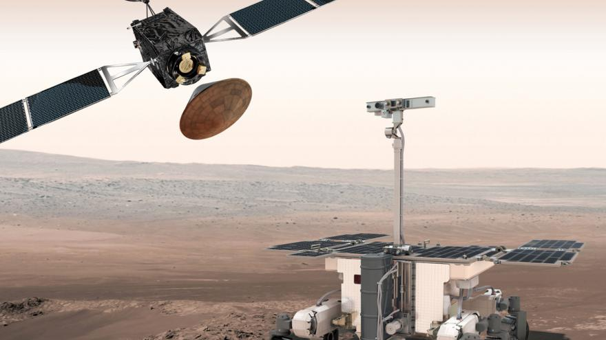 Video ExoMars