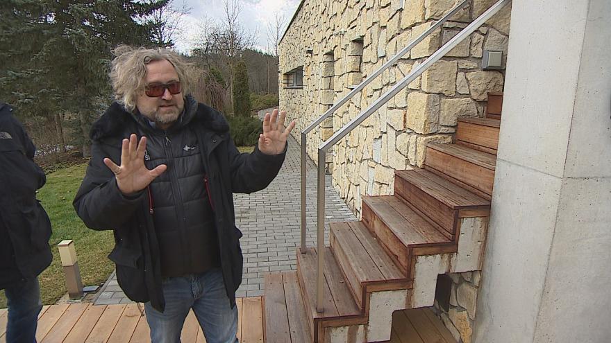Video Režisér Jan Hřebej natáčí film v Brně o novodobém veteránovi