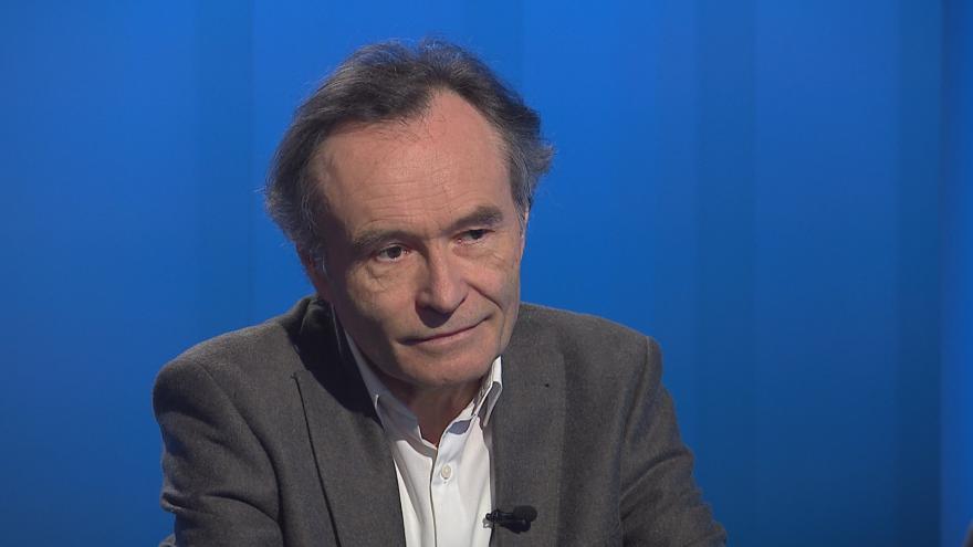 Video Horizont ČT24: Bývalý diplomat Petr Janyška hovoří k útoku v Nice
