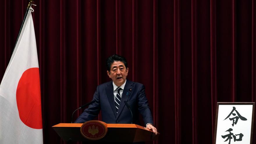 Video V Japonsku nastoupí na trůn nový císař