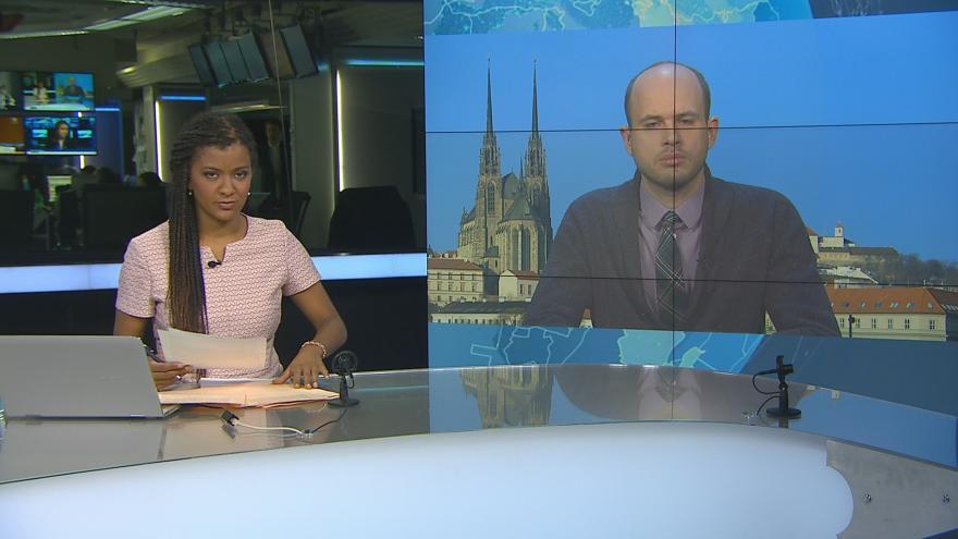 Video Marek Bičan z Masarykovy univerzity k aktuálnímu vývoji brexitu