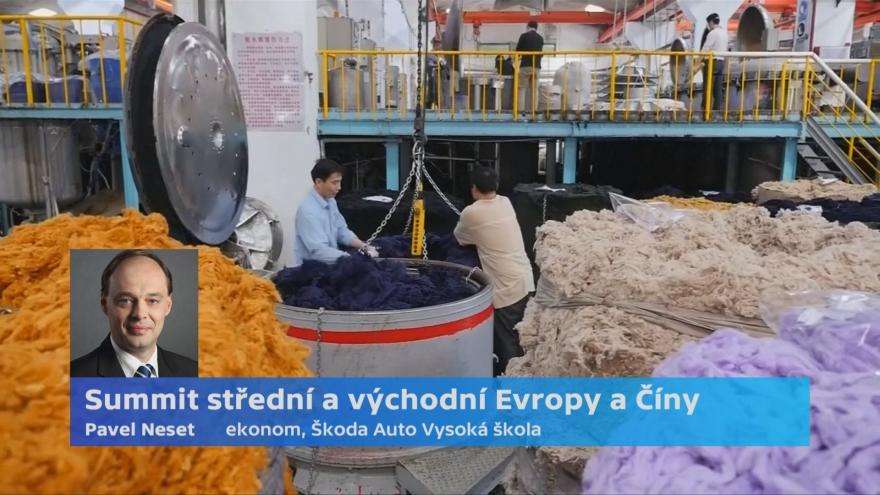 Video Neset: Sjednocení agentur exportu může prospět