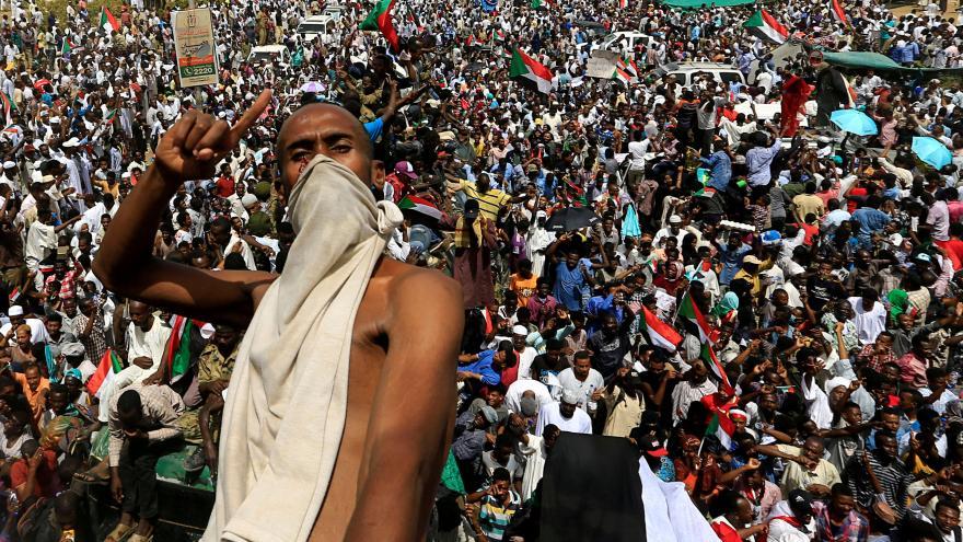 Video Napětí v Sudánu