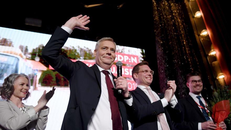 Video Finsko bude mít zřejmě poprvé od roku 1999 levicového premiéra