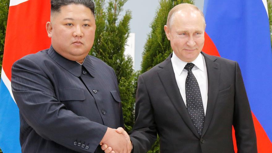 Video Setkání Putina s Kimem pohledem výzkumnice Ústavu mezinárodních vztahů Kizekové