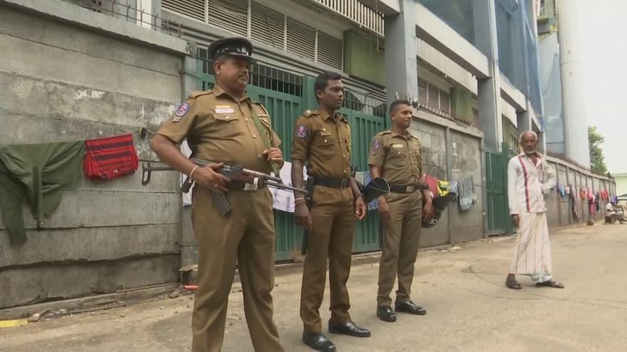 Video Události ČT: Vyšetřování teroristických útoků na Srí Lance pokračuje