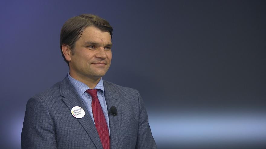 Video Rozhovory s lídry kandidátek do evropských voleb: Vladan Ševčík (MZH)