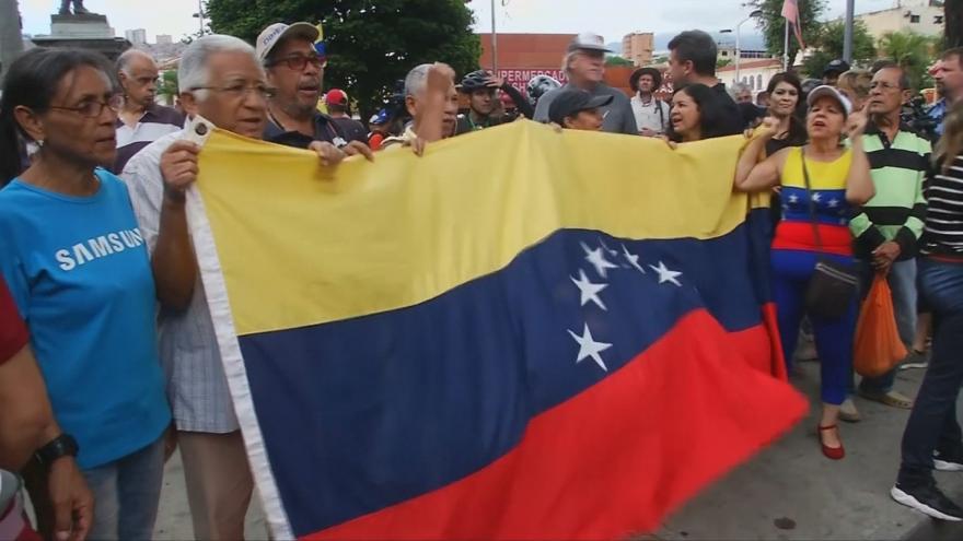 Video Ministři USA a Ruska budou jednat o Venezuele