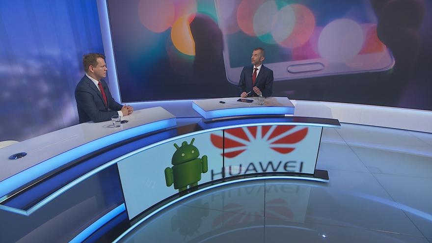 Video Události, komentáře: Google zřejmě omezí čínské firmě využití operačního systému Android