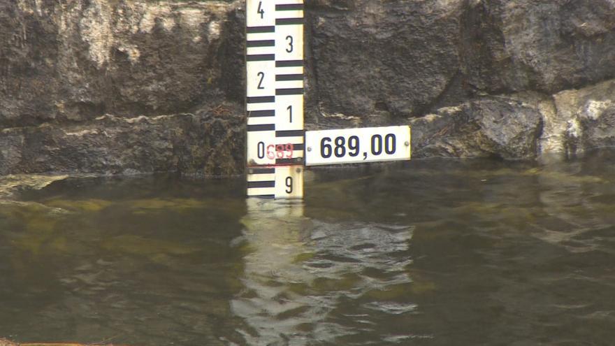 Video Odchylky v měření výšek hladin řek